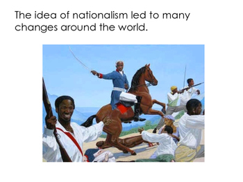Nationalism Guided Reader