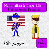 Nationalism & Imperialism Unit for Special Education