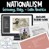 Nationalism PowerPoint: Germany, Italy & Latin America, Gu