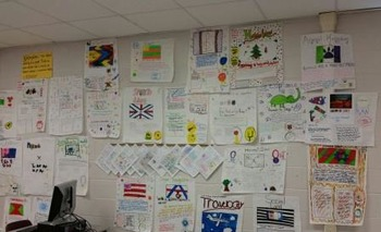 Nationalism Project: Create your own country.