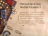 Nationalism: The Unification of Italy and Germany