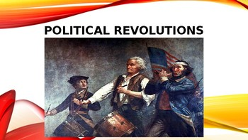 Nationalism and Revolution Powerpoint