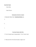 Nationalism and Sectionalism Notes (Early 17th Century America)