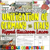 Nationalism and Unification of Italy and Germany Lesson