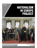 Nationalism in Europe Project