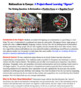 PROJECT-BASED LEARNING: Nationalism in Europe! (Updated - link fixed)