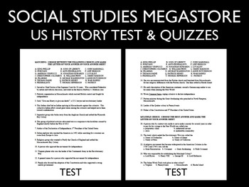 Nationalism to Sectionalism & Civil War US History Test and Quizzes