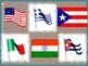 Nacionalidades (Nationalities in Spanish) PowerPoint