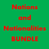 Nazionalità e Paesi (Nationalities and Nations) in Italian Bundle