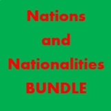 Nations and Nationalities in Portuguese Bundle