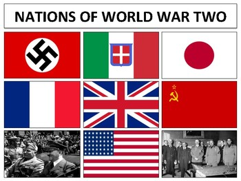 Nations of World War Two
