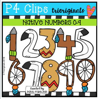 Native Alphabet BUNDLE (P4 Clips Trioriginals)