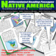 Native America Differentiated Reading Passages