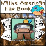 November Activities Thanksgiving: Blank Flip Book