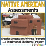 Native American Writing Assessments and Project Distance Learning