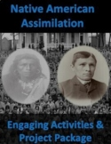 Native American Assimilation Boarding Schools: Source-Based Activities/Project
