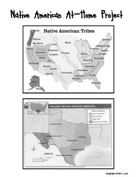 Native American At-Home Project