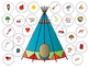 Native American Beginning Sounds Game