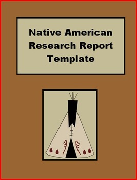 native american biography poster report native american biography poster report
