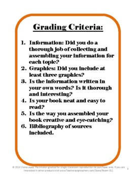 Native American Book Project