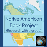Native American Book Project