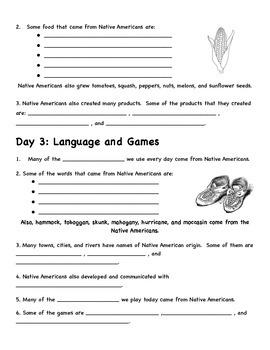 Native American Book (cultural contributions)