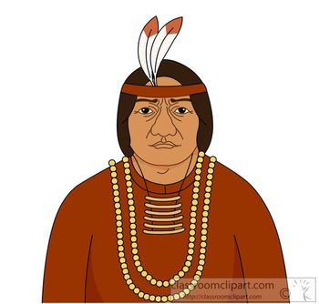 Native American Brochure