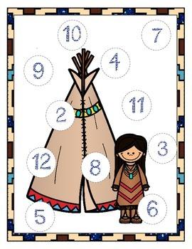 Native American Bump