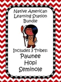 Native American Bundle 2: Pawnee, Hopi, and Seminole