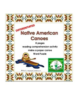 Native American Canoes