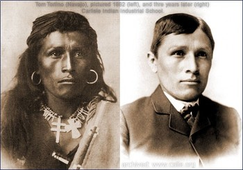 Native American Captivity Narratives/ Carlisle/ American Lit or History