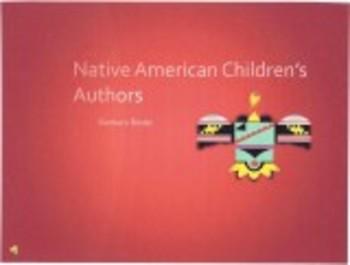 Native American Children Authors