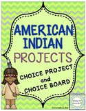 American Indian Choice Projects - Hopi, Inuit, Kwakiutl, Pawnee Native American