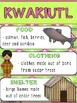 Native American Classroom Posters - Hopi, Inuit, Kwakiutl, Pawnee, Seminole