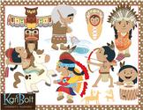 Native American Clip Art