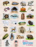 Native American Clipart and Bonus Materials
