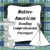 Native American Close Reading