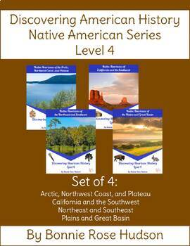 Discovering American History - Native American History Bundle, Level 4