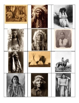 Native American Concentration