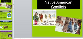 Native American Conflicts