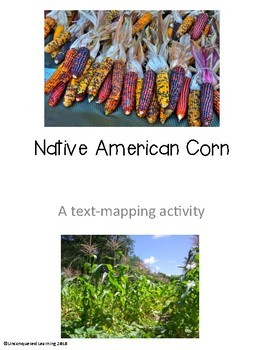 Native American Corn: A Text-Mapping Activity