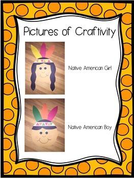 Native American Craftivity