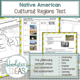 Native American Cultural Region Test