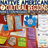 Native American Cultural Regions: Lapbook and Passages   N