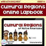 Native American Cultural Regions ONLINE Interactive Notebo