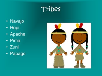 Native American Cultural Regions Power Point