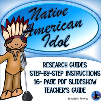 Native American Cultural Regions Research Indians