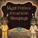 Native American Culture Groupings {Bundle}