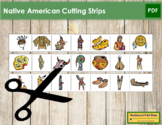 Native American Cutting Strips