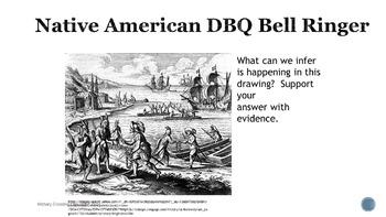 Native American DBQ Bell Ringers